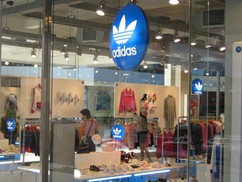 Adidas, Nike and other sports brands