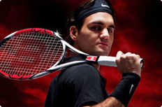 Professional series Wilson rackets
